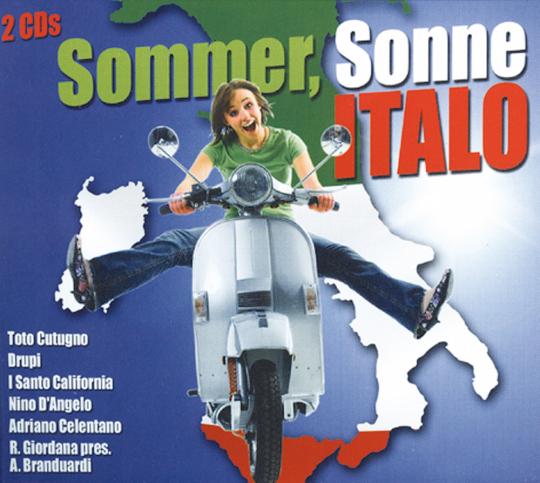 Sommer, Sonne, Italo 2 CDs