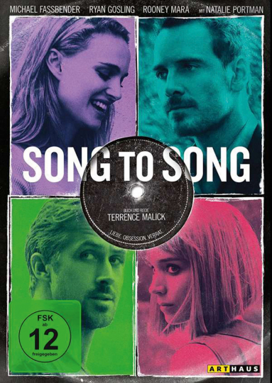 Song to Song. DVD.