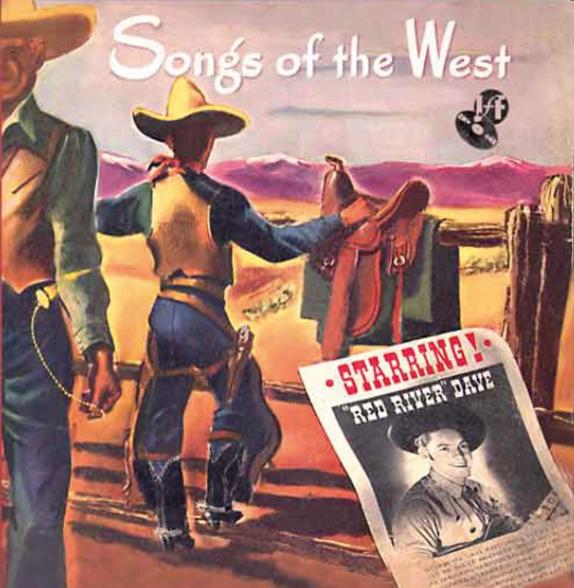 Songs of the West. CD.