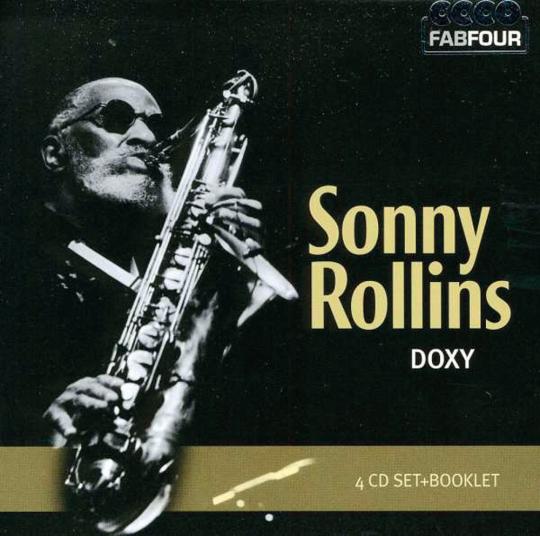 Sonny Rollins. Doxy. 4 CDs.
