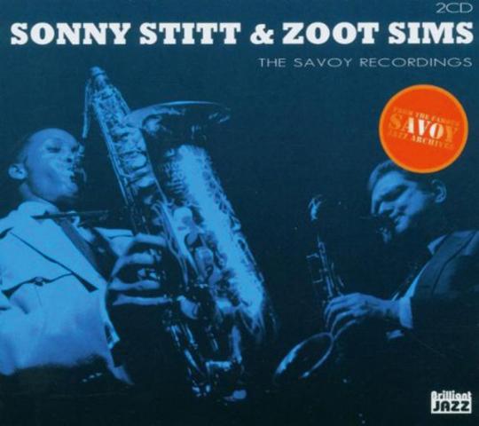Sonny Stitt & Zoot Sims. The Savoy Recordings. 2 CDs.