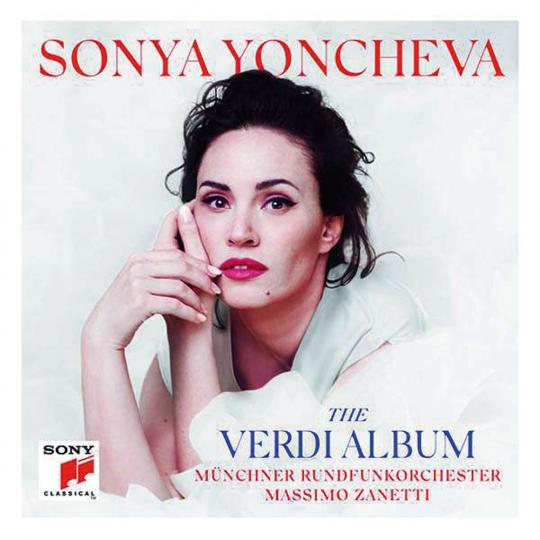 Sonya Yoncheva. The Verdi Album. CD.