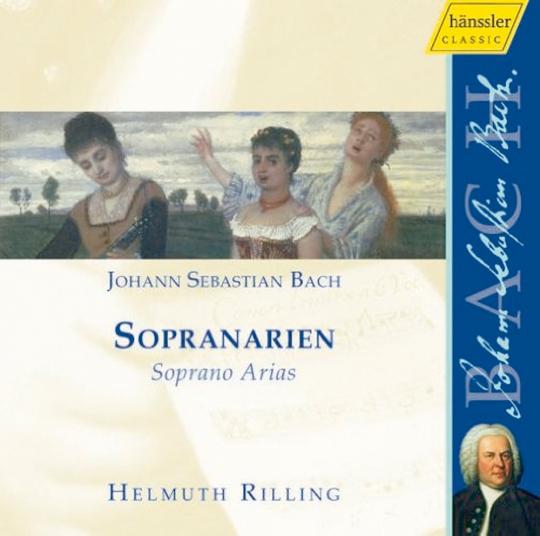 Sopranarien CD