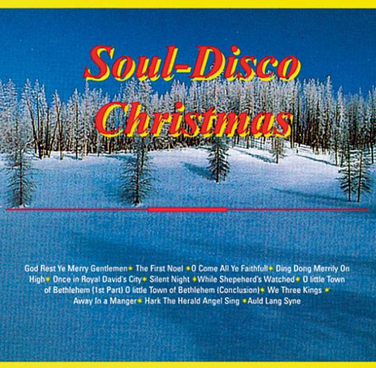 Soul-Disco Christmas.
