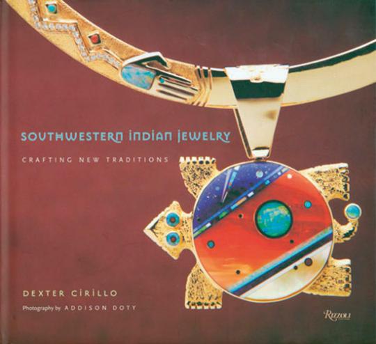 Southwestern Indian Jewelry.