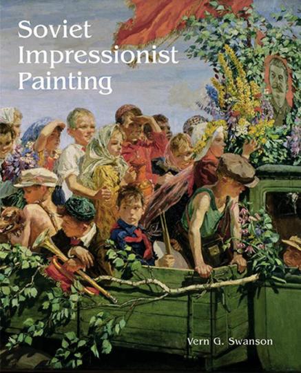 Sowjetische Impressionistische Malerei. Soviet Impressionist Painting.