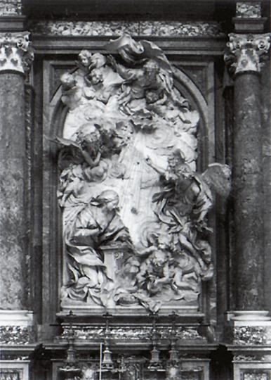 Spätbarocke Altarreliefs - Die Bildwerke in Filippo Juvarras Superga bei Turin