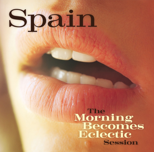 Spain. The Morning Becomes Eclectic Session. CD.