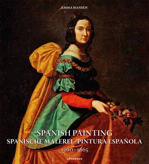 Spanische Malerei 1200-1665.