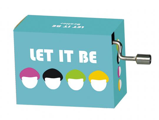 Spieluhr »Let It Be«.