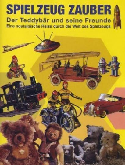 Spielzeug Zauber. Der Teddybär und seine Freunde. DVD.