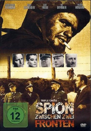 Spion zwischen zwei Fronten. DVD.
