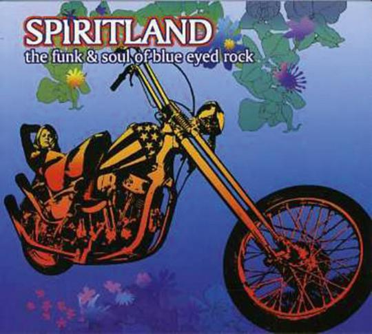 Spiritland. Funk & Soul Of Blue Eyed Rock. 2 CDs.