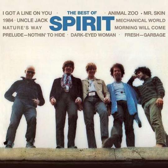Spirit. The Best Of Spirit (180g). LP.