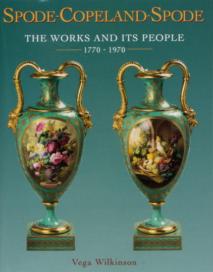 Spode-Copeland-Spode. The Works and its People 1770 - 1970.