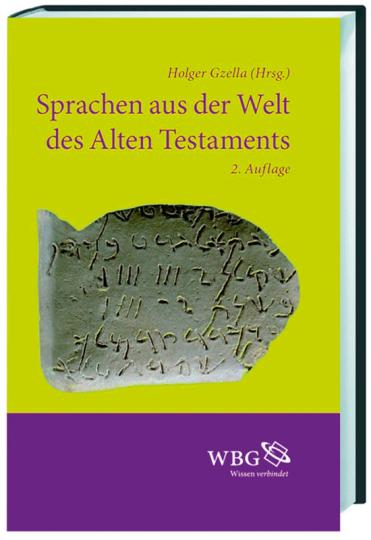 Sprachen aus der Welt des Alten Testaments.
