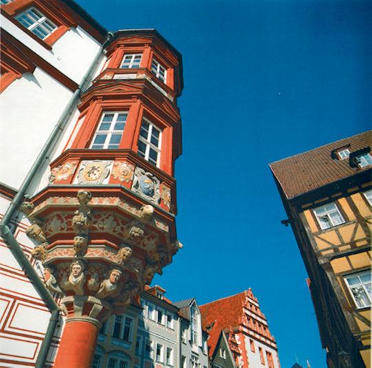 Städte in Franken - Städte in Unter-, Mittel- und Oberfranken: von Aschaffenburg, über Nürnberg bis Selb
