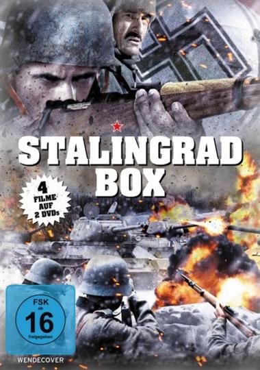 STALINGRAD BOX 2 DVD