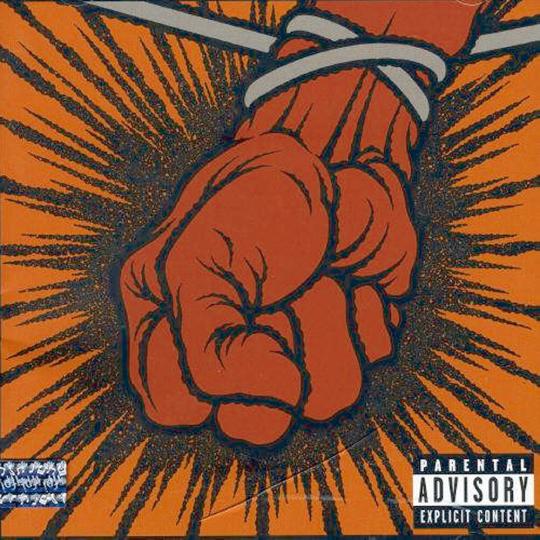 St. Anger CD