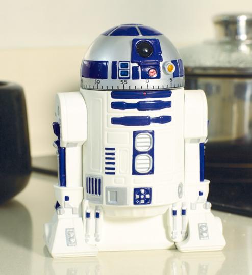 Küchenuhr »R2 D2«.