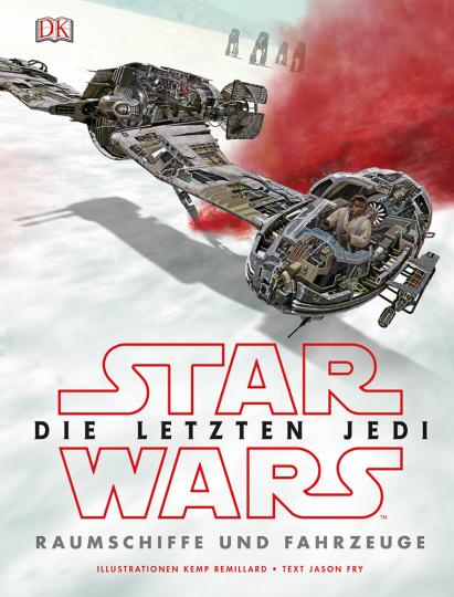 Star Wars. Die letzten Jedi. Raumschiffe und Fahrzeuge.