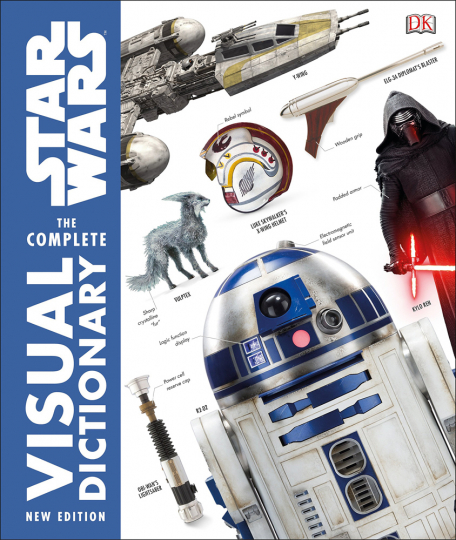 Star Wars. The Complete Visual Dictionary. Die visuelle Enzyklopädie.