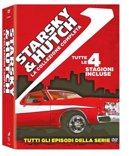 Starsky und Hutch - Die komplette Serie 20 DVDs