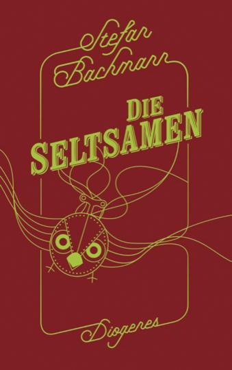 Stefan Bachmann. Die Seltsamen. Die Wedernoch. 2 Bände im Paket.