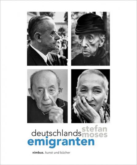Stefan Moses. Deutschland Emigranten.