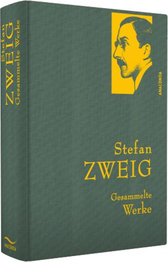 Stefan Zweig. Gesammelte Werke.