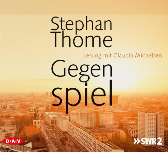 Stephan Thome. Gegenspiel. 8 CDs.