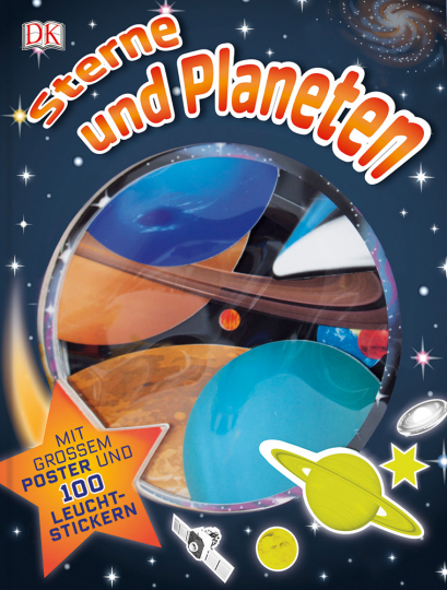Sterne und Planeten.