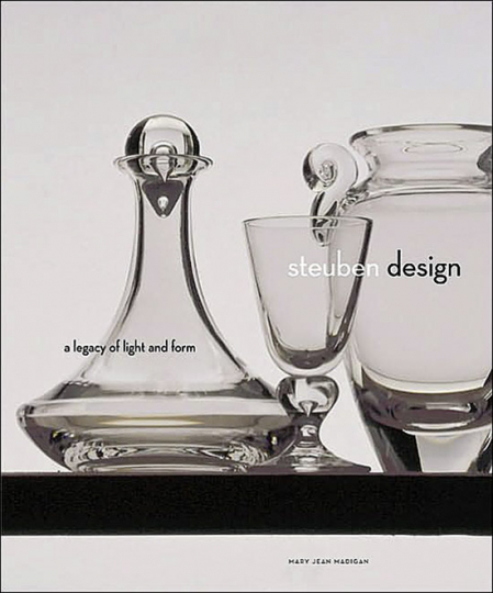 Steuben Design. A Legacy of Light and Form.