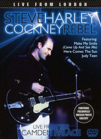 Steve Harley & Cockney Rebel. Live From London. DVD.