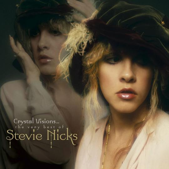 Stevie Nicks. Crystal Visions: The Very Best Of Stevie Nicks. CD.