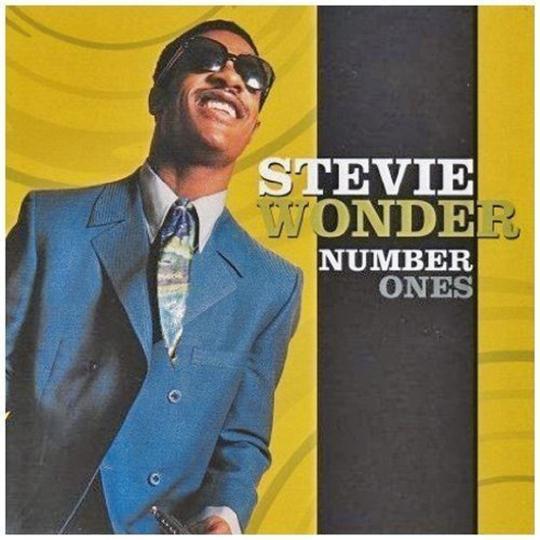 Stevie Wonder. Number Ones. CD.