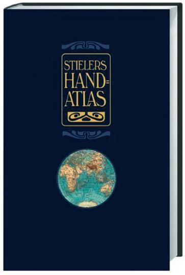 Stielers Hand-Atlas.