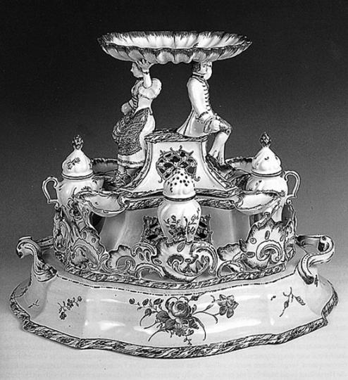 Stockelsdorfer Fayencen - Geschichte und Leistung einer holsteinischen Manufaktur im 18. Jahrhundert.