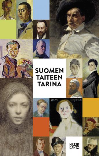 Stories of Finnish Art. Suomen Taiteen Tarina.