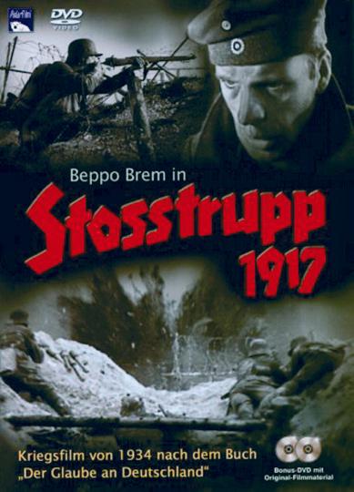 Stoßtrupp 1917 DVD