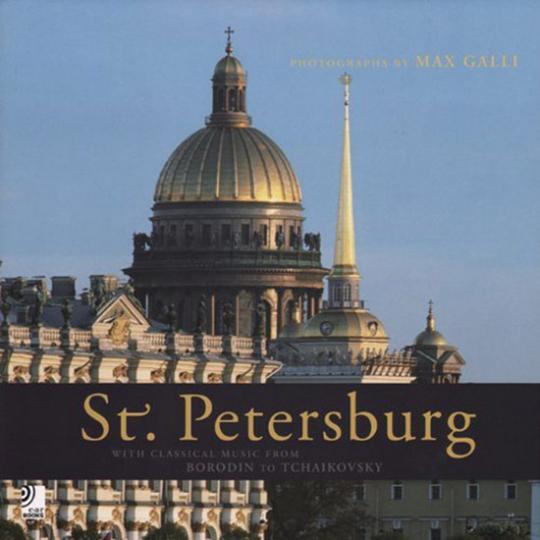 St. Petersburg. earBOOKS. 4 CDs.