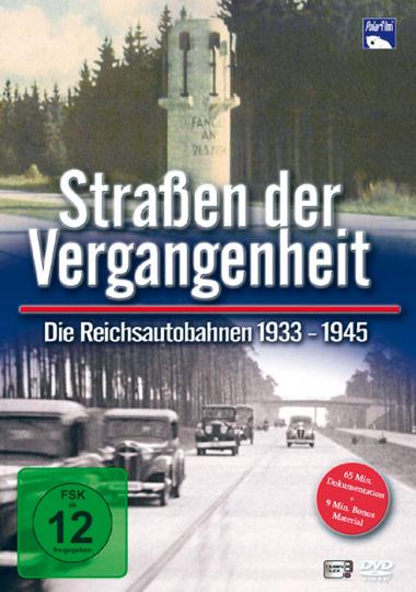 Straßen der Vergangenheit - Die Reichsautobahnen 1933 bis 1945 DVD