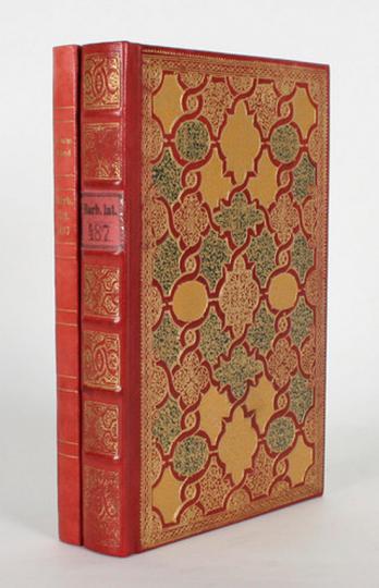 Stundenbuch für Rouen. Codex Barbarianus Latinus.