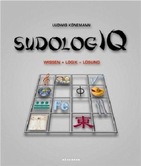SudologIQ. Wissen + Logik = Lösung. Band 1.