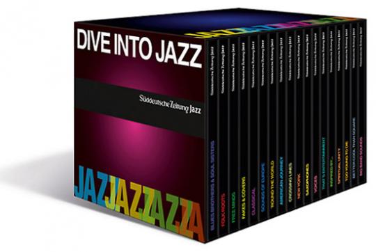 Süddeutsche Zeitung Jazz-Edition.