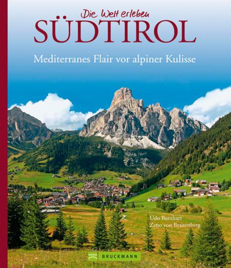 Südtirol. Mediterranes Flair vor alpiner Kulisse.