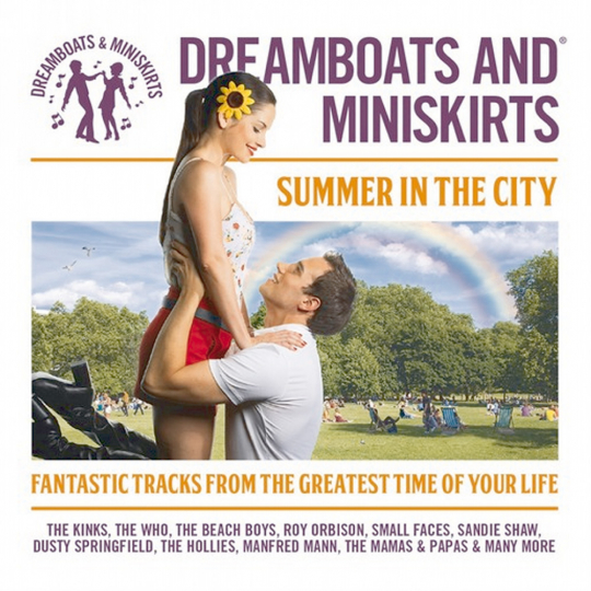 Summer in the City 2 CDs