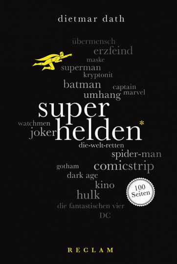 Superhelden. 100 Seiten.