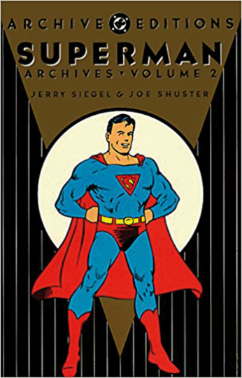 Superman Archives. Vol. 2. DC Archive Editions.