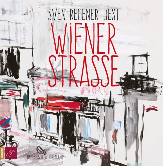 Sven Regener. Wiener Straße. 6 CDs.